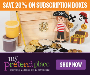 20% off your first subscription box