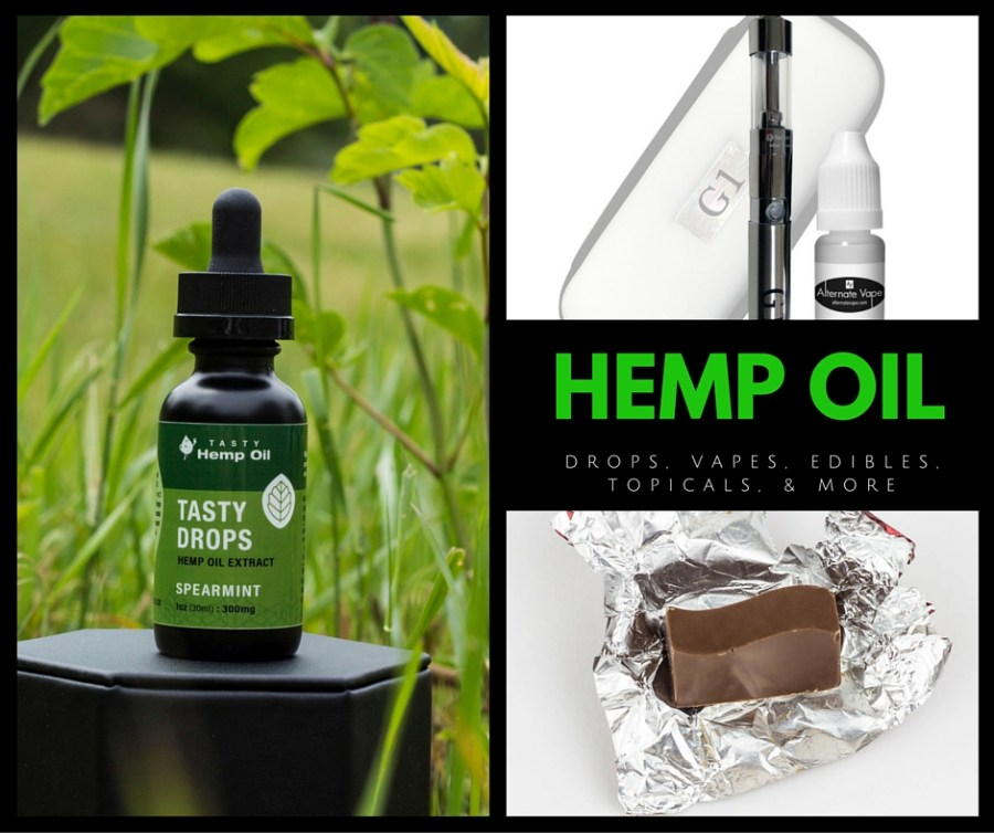 MadeByHemp has the highest quality Oil Supplements.