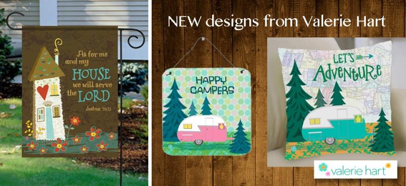 Valerie Hart Designs by Caroline's Treasures