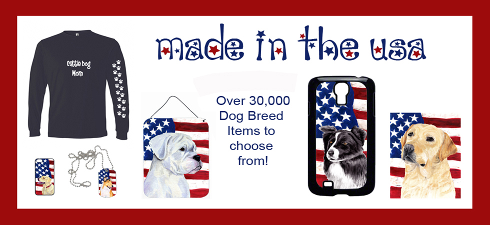 Breed Specific Dog Gift Items for their humans!