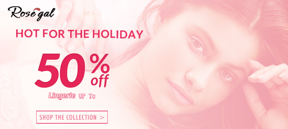 Hot for the holiday and up to 50% OFF