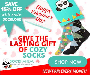 Sock Panda Coupon Code Valentines Day