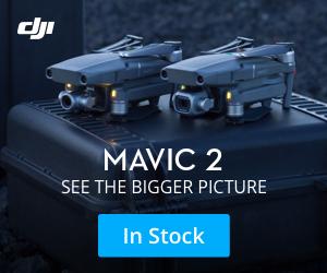 Buy the DJI Mavic 2 today! All-new camera, 8km transmission, and 31-min flight time.