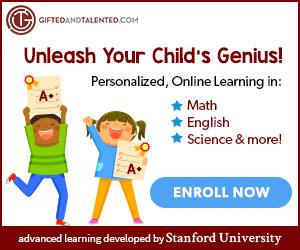 Unleash Your Child's Genius