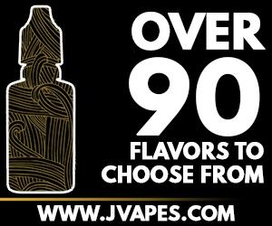 Jvapes 90+ E-Liquid Flavors