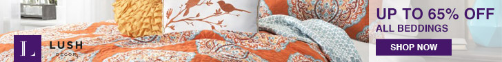 Fashion Bedding upto 65% Off!