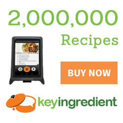 The Key Ingredient Recipe Tablet - the only recipe tablet that reads to you.