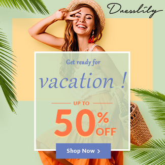 50% OFF Vacation Style