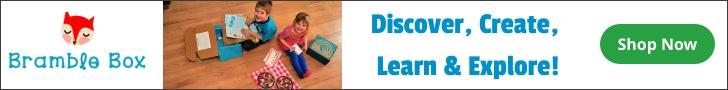 Discover, Create, Learn & Explore with Bramble Box