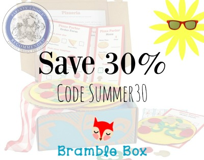30% off! Summer Savings: Bramble Box
