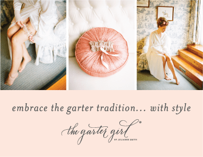 Embrace The Wedding Garter Tradition With Style