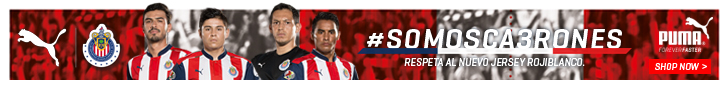Buy the Chivas Home Jersey 16/17 at soccerloco