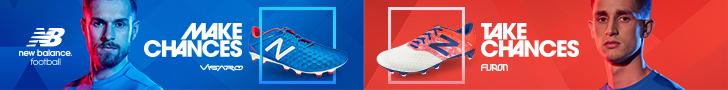 Shop New Balance Visaro & Furon cleats at soccerloco.com