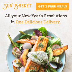 All your resolutions in one delicious delivery