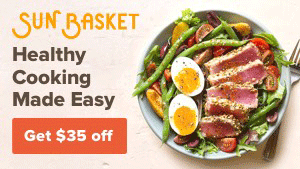 AF TunaHealthyCooking 300x169 21 - Clean-Eating With The Sun Basket Meal Kit - Special Offer Inside