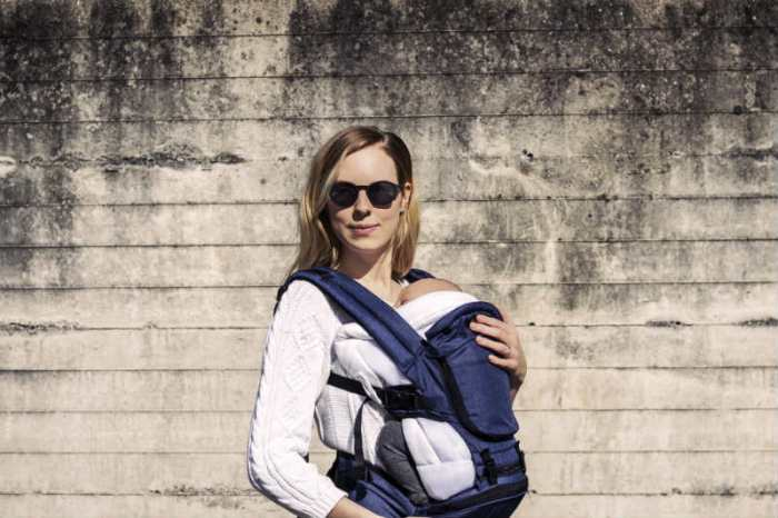 New Hipster Plus Baby Carrier