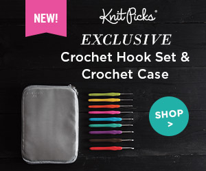 New Crochet Kits at knitpicks.com