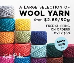 Wool Yarn from Knit Picks
