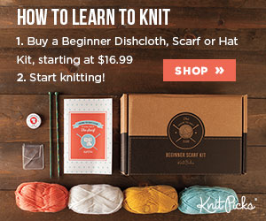 Learn to Knit Kits from knitpicks.com