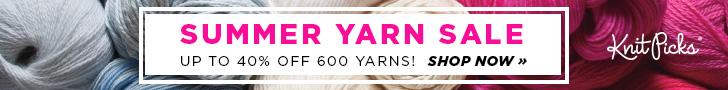 Summer Yarn Sale from Knit Picks