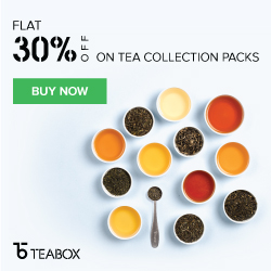 30% Off Tea Collection Packs