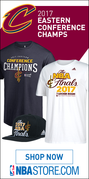 Shop Cleveland Cavs 2017 Eastern Conference Champs Gear!