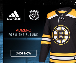 Bruins fans gear up in the new Adizero Authentic Pro Jersey by adidas