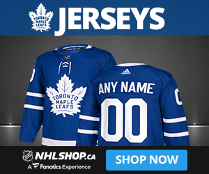 Shop for Toronto Maple Leafs jerseys at NHLShop.ca