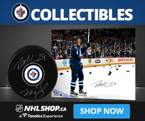 Shop for Winnipeg Jets Collectibles and Memorabilia at NHLShop.ca