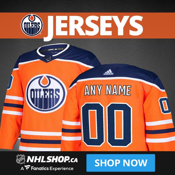 Shop for Edmonton Oilers jerseys at NHLShop.ca