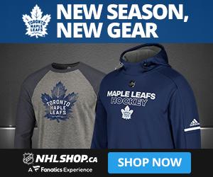 Shop for Maple Leafs fan gear at NHLShop.ca