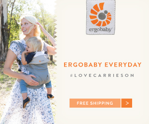 Ergobaby Everyday Free shipping
