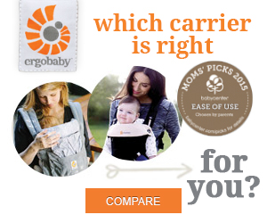 Which Baby Carrier is Right for You? Compare at Ergobaby.