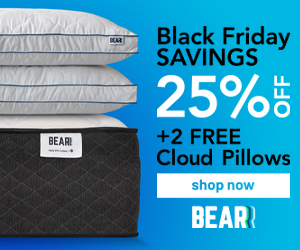 Bear Mattress Black Friday Sale
