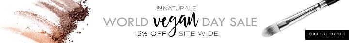 Au Naturale Cosmetics - Vegan and Organic