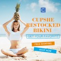 Cupshe Restocked Bikini !Get Your Favorite!Free Shipping!