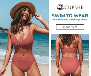 Sunshine & Good Vibes | Swim to wear for those warm sunny days ahead!