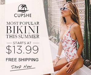 Most Popular Bikini This Summer! Starts at $13.99! Free Shipping! Shop Now!