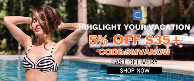 Hihglight Your Vacation!5% Off $35+  Code:SMVANOW!Fast Delivery!