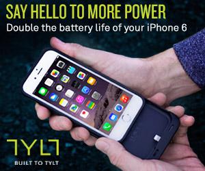 TYLT Sliding Power Cases