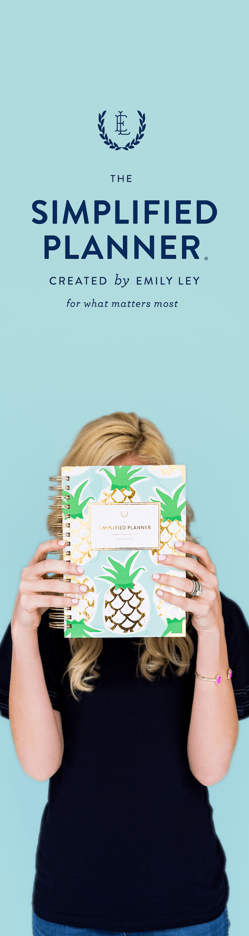 Simplified, Emily Ley, Simplified Planner