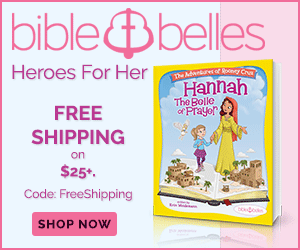 Bible Belles:  Heroes for Her!