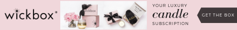 Wickbox Candle Subscription