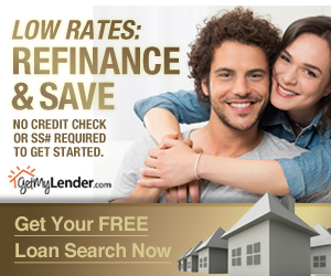 Low Rates: Refinance and Save