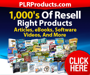 1,000's Of Resell Rights Products