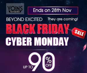 Black Friday&Cyber Monday
