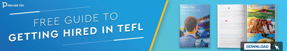 Premier TEFL Job Hunters Guide