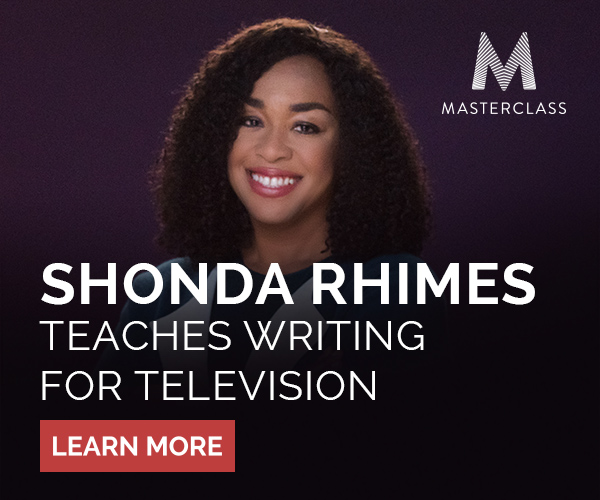 Shonda Rhimes Teaches Writing For Television