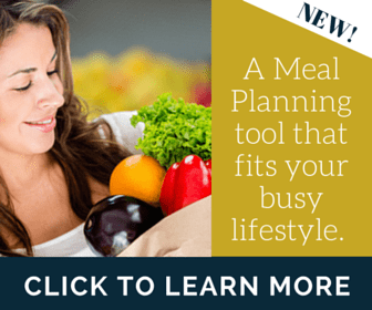 Free Week of Healthy Kids Inc Meal Planner