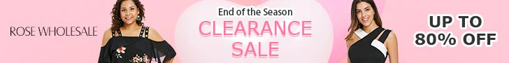 Up To 80% Off--Season Clearance Sale